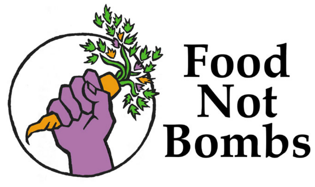 Food Not Bombs with co-founder Keith McHenry – Part I