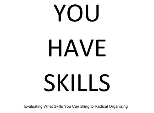 Skills Zine